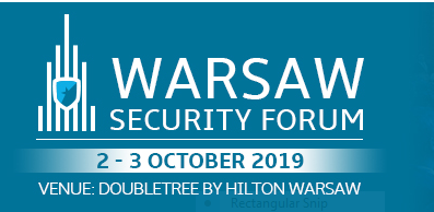 Warsaw Security Forum 2019
